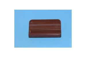 Ручка притвор балконная ПВХ коричневая