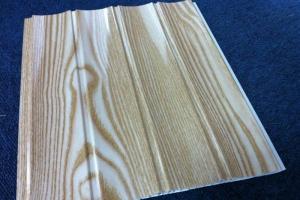 Панели ПВХ «Волна» Коллекция 2 цвет  М-04 Сосна (лак) цена 300 руб.  за панель купить со скидкой