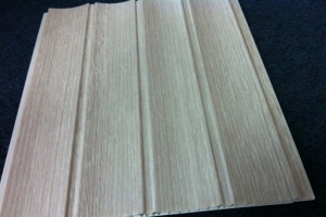 Панели ПВХ «Волна» Коллекция 1 цвет  М-02 Дуб беленый цена 280 руб.  за панель купить со скидкой