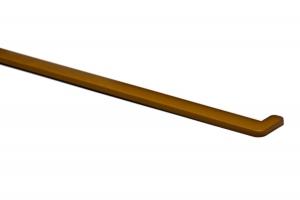 Заглушка Montblanc (Золотой дуб) цена 50 руб.  за пара купить со скидкой
