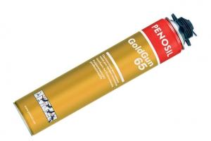 Пена монтажная PENOSIL GoldGun 65 l (летняя)