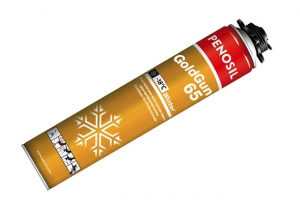 Пена монтажная PENOSIL GoldGun 65 l (зимняя) цена 295 руб.  за шт купить со скидкой