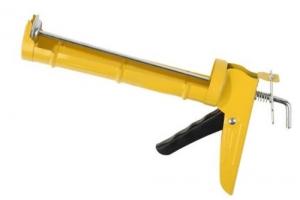 Полукорпусной пистолет с гладким штоком