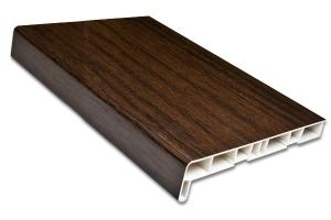 Подоконник «Elex» (темный дуб) 250 мм цена 325 руб. за пог. м купить со скидкой