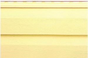 Альта-Профиль KANADA плюс Престиж (желтый) цена 195 руб.  за шт купить со скидкой