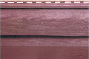 Альта-Профиль KANADA плюс Премиум (красно-коричневый) цена 235 руб.  за шт купить со скидкой