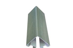 BrusDecor внешний угол 3 м (Anteak) цена 455 руб.  за шт купить со скидкой