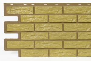 Фасадные панели Велбин (кирпич пустынный) цена 450 руб.  за шт. купить со скидкой