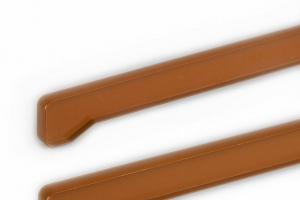 Стык подоконника Moeller LD-S 30 золотой дуб оригинальный цена 150 руб.  за шт купить со скидкой