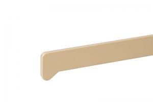 Заглушка подоконника Moeller LD-S 30 горная лиственница оригинальная цена 80 руб.  за пог. м купить со скидкой