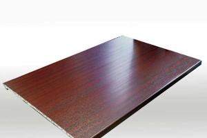 Подоконник «Elex» (Махагон) 400 мм цена 540 руб.  за пог. м. купить со скидкой