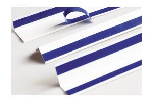Самоклеящийся уголок в рулоне ламинированный махагон 30х30 цена 175 руб. за пог. м купить со скидкой