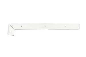 Планка соединительная для Werzalit 600/34 белая цена 1260 руб.  за шт купить со скидкой