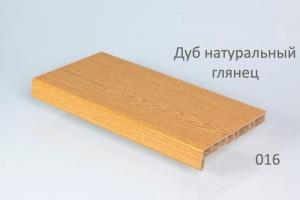 Подоконники (Кристалит) Crystalit дуб натуральный глянец 150 мм
