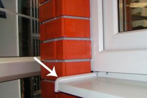 Заглушка отлива 360 мм (белая) цена 38 руб.  за пара купить со скидкой