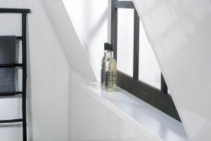 Панель ПВХ белая матовая 3000*375*10 мм «Планета Пластик» цена 350 руб. за панель купить со скидкой