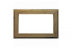 Окно деревянное ОСУ 120x135 без стекла цена 2650 руб.  за шт купить со скидкой