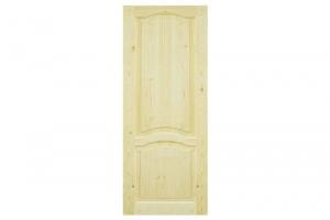 Дверь филенчатая сосна 170x90