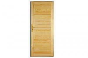 Дверь вxодная сосна 200x80